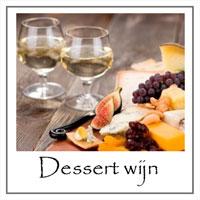 Griekse dessert wijn